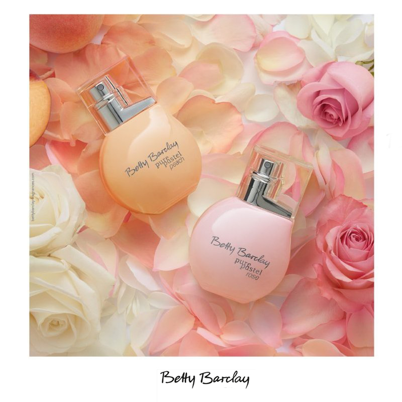 Betty Barclay Pure Pastel Rose & Pure Pastel Peach