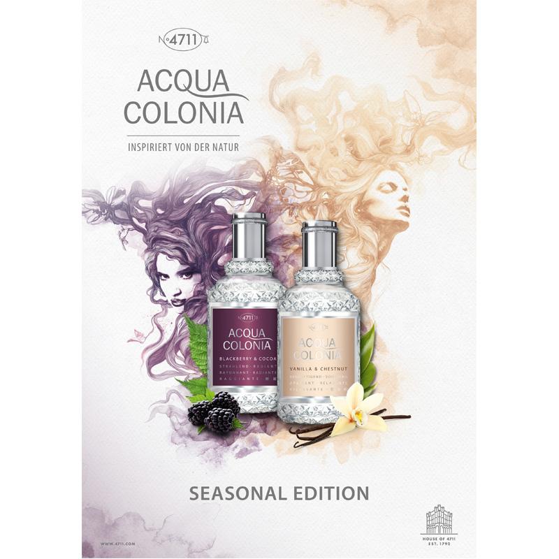 4711 Acqua Colonia Vanilla & Chestnut
