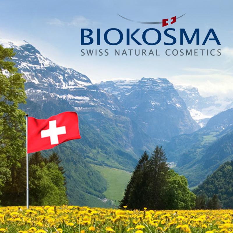 BIOKOSMA, Pionier der Schweizer Naturkosmetik