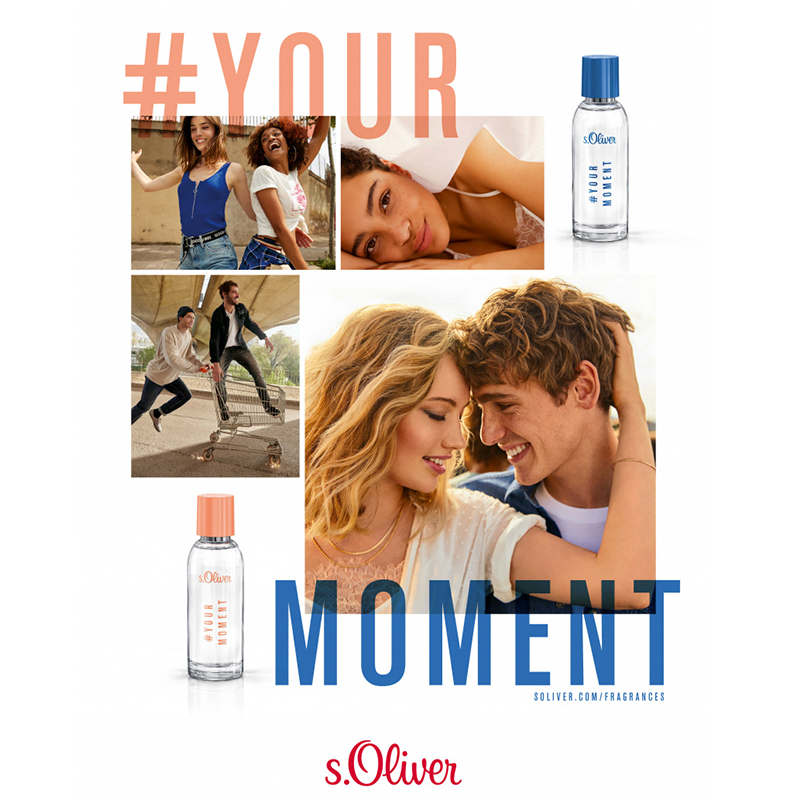 s.Oliver #YOURMOMENT
