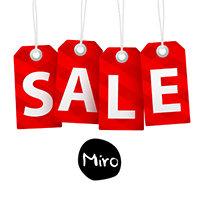Miro %SALE