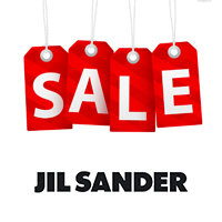Jil Sander % Sale