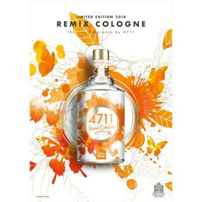 4711 Remix Cologne Edition 2018 Eau de Cologne  - 4711 Remix Cologne Edition 2018 Eau de Cologne 150ml