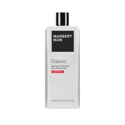 Marbert Man Classic Sport Shower Gel & Shampoo 400ml