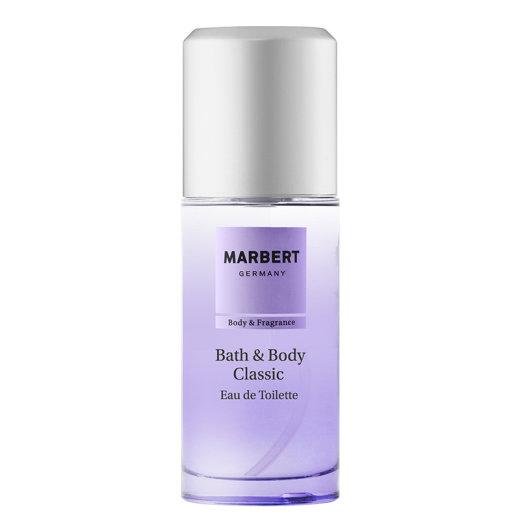 Marbert Bath & Body Classic Eau de Toilette 50ml
