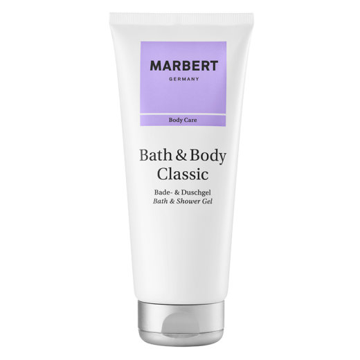Marbert Bath & Body Classic Bade- & Duschgel 200ml
