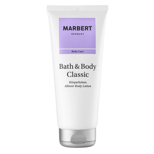 Marbert Bath & Body Classic Körperlotion / Bodylotion 200ml