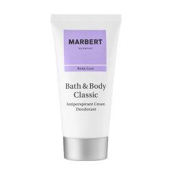 Marbert Bath & Body Classic Anti-Perspirant Cream...