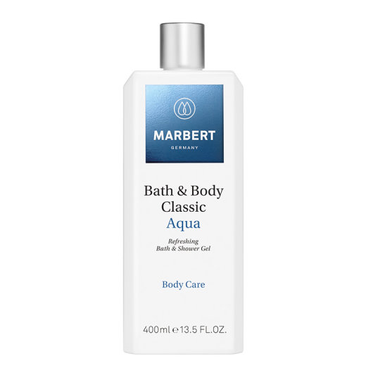 Marbert Bath & Body Classic Aqua Bath & Showergel 400ml