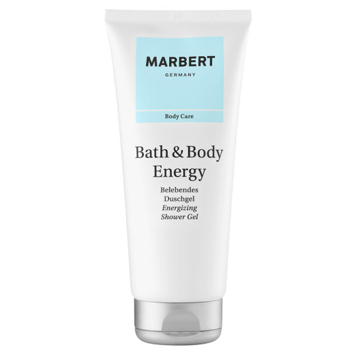 Marbert Bath & Body Energy Belebendes Duschgel 200ml
