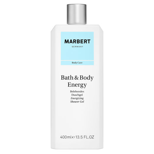 Marbert Bath & Body Energy Belebendes Duschgel 400ml