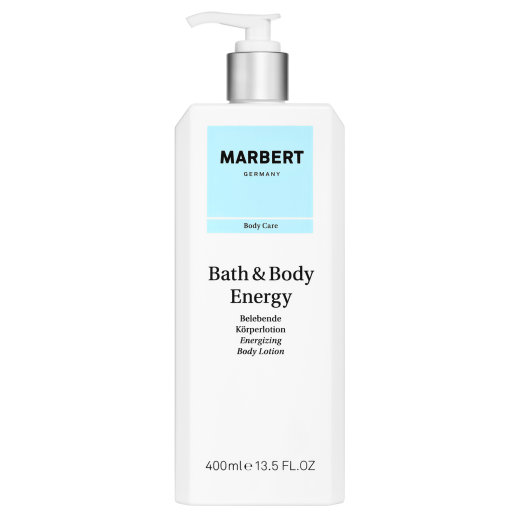Marbert Bath & Body Energy Belebende Körperlotion 400ml