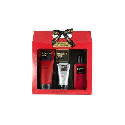 Marbert Man Classic Set 3 teilig Deo Duschgel Shampoo 400ml