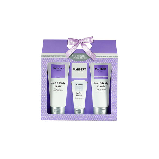 Marbert Bath & Body Classic Set Bodylotion Duschgel...
