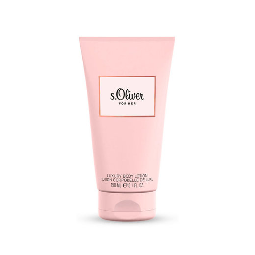 s.Oliver For Her Body Lotion Women 150 ml