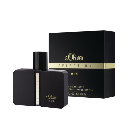 s.Oliver SELECTION MEN Eau de Toilette Natural Spray 50 ml