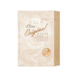 s.Oliver ORIGINAL Women Eau de Parfum Natural Spray 30 ml