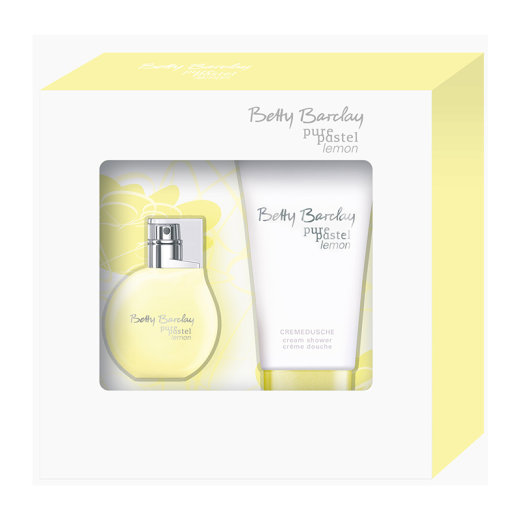Betty Barclay Pure Pastel Lemon Duo Geschenkset