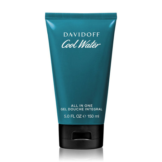 DAVIDOFF Cool Water All-In-One Shower Gel 150ml