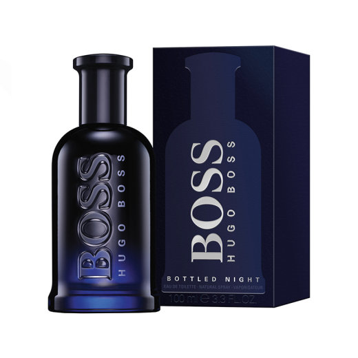 Hugo BOSS BOTTLED NIGHT Eau de Toilette Spray 100ml