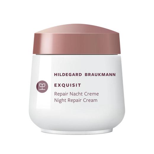 Hildegard Braukmann Exquisit Hyaluron Repair Creme Nacht 50ml