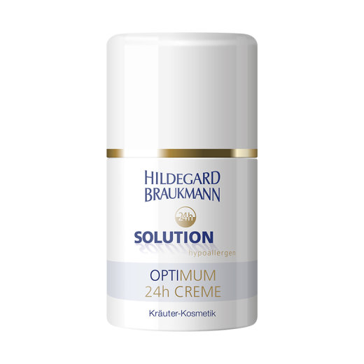 Hildegard Braukmann 24h Solution Optimum 24h Creme 50ml