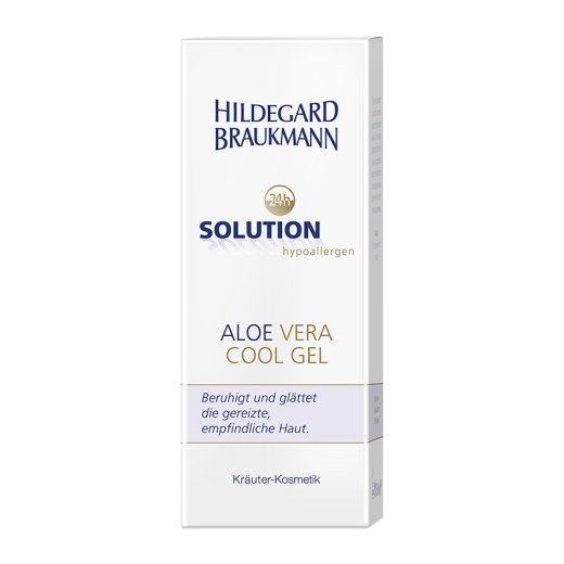 Hildegard Braukmann 24h Solution Aloe Vera Cool Gel 50ml
