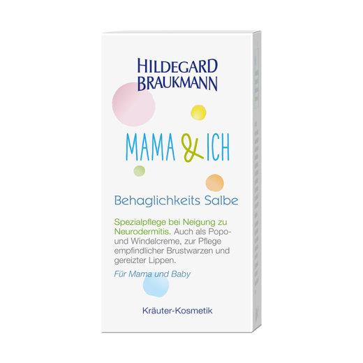 Hildegard Braukmann Mama & Ich Behaglichkeits Salbe 50ml