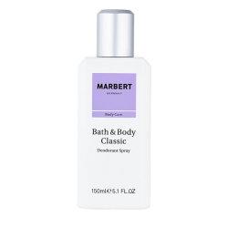 Marbert Bath & Body Classic Deodorant Spray 150ml