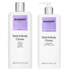 Marbert Bath & Body Classic Set Duschgel +...