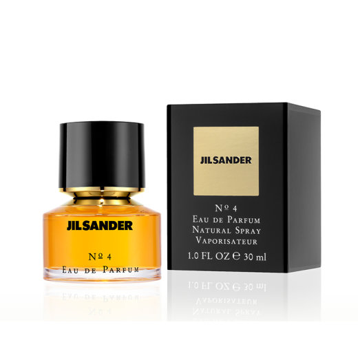 JIL SANDER N° 4 Eau de Parfum Natural Spray 30ml