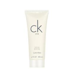 Calvin Klein CK One Body Wash Shower Gel 200ml