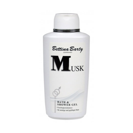 Bettina Barty MUSK Bath & Shower Gel 500ml