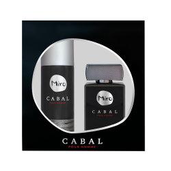 Miro Cabal pour Homme Geschenkset EdT 75ml+Deo 150ml