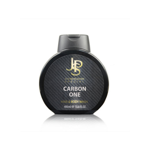 John Player Special Carbon Edition Hair & Body Shampoo 400ml