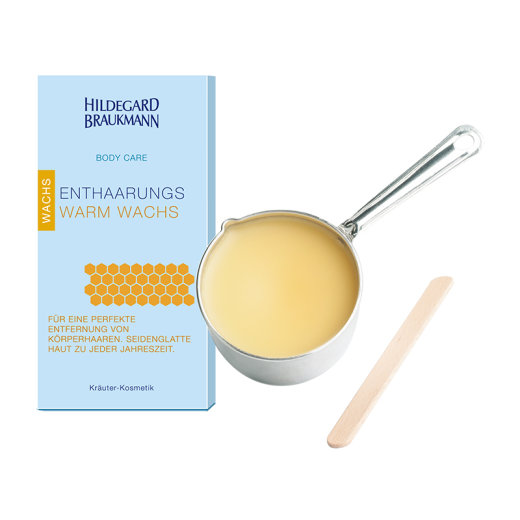 Hildegard Braukmann Body Care Enthaarungs Warm Wachs 60g
