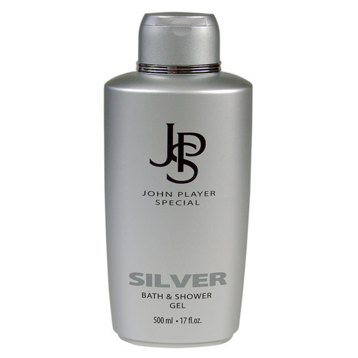 John Player Special SILVER Bath & Shower Gel 500ml