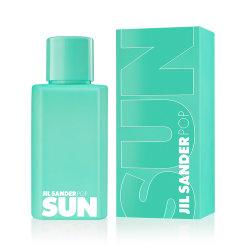 Jil Sander Sun Pop Green Fusion Eau de Toilette 100ml...