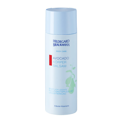 Hildegard Braukmann Body Care Avocado Körper Balsam 200ml