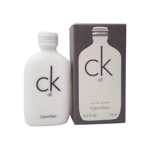 Calvin Klein ck all Mini Eau de Toilette 15ml