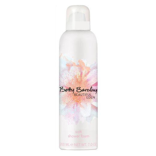 Betty Barclay Beautiful Eden Soft Shower Foam 200ml