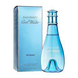 DAVIDOFF Cool Water Woman Eau Deodorant Spray 100ml