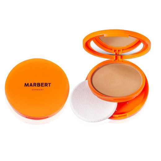 Marbert Sun Care Sunny Compact Powder SPF15 06-Bronze Tan...