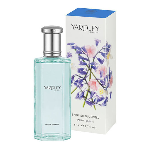 Yardley London English Bluebell Eau de Toilette 50ml