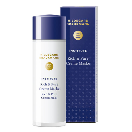 Hildegard Braukmann Institute Rich & Pure Creme Maske 50ml