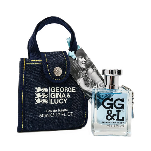 George Gina & Lucy Miami Blues Eau de Toilette 50ml