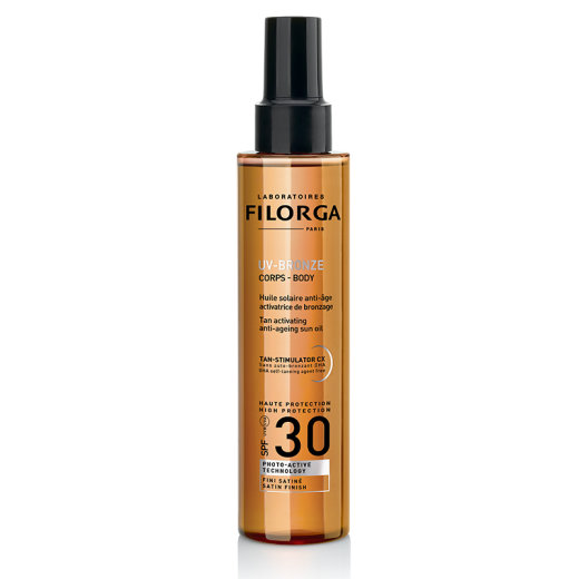 Filorga UV-Bronze Anti-Ageing Sonnenöl LSF30 150ml