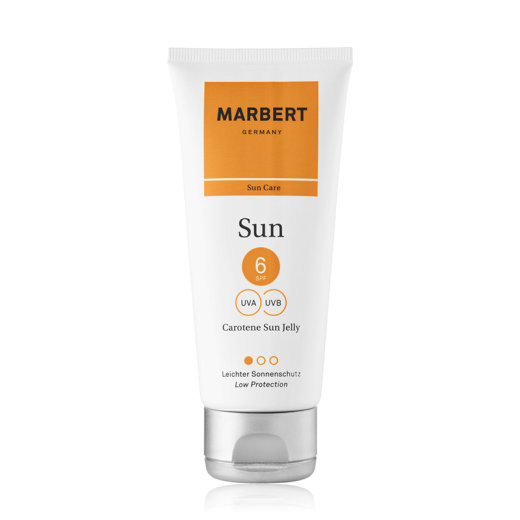 Marbert Sun Care Carotene Sun Jelly Body 200ml