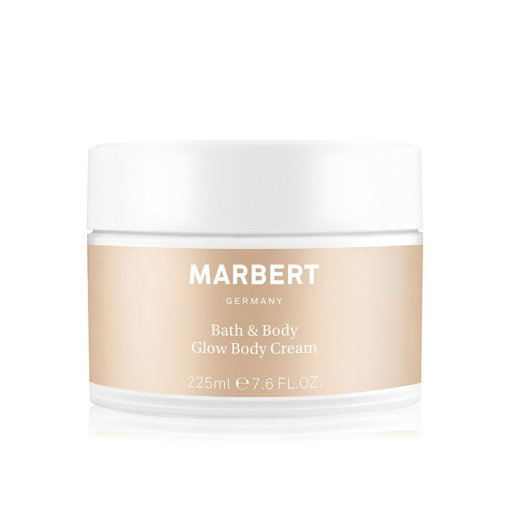 Marbert Bath & Body Glow Body Cream 225ml