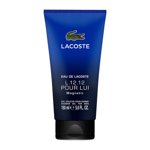 Lacoste L.12.12 pour Lui Magnetic Shower Gel 150ml